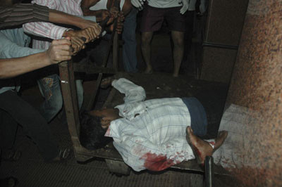 Hindistanda Katliam gibi saldırı
