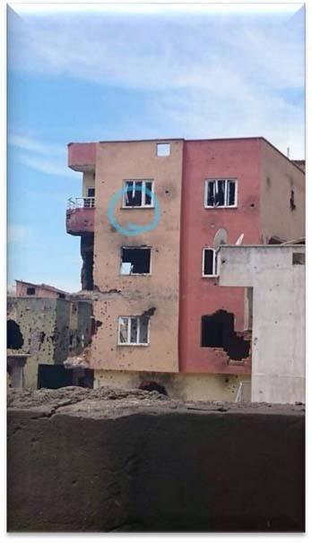 PKK'lılar Şırnak'ta kamera yerleştirmiş