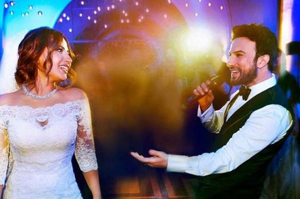 Tarkan'ın evliliği Alman basınında