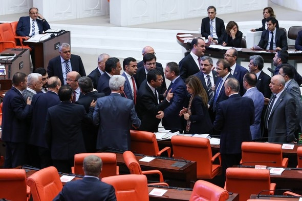 Meclis'te porno tartışması !