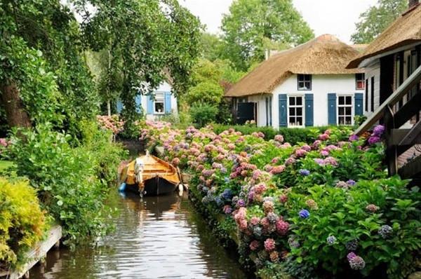 Gerçek masal köyü