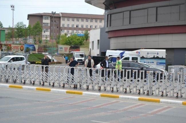 Sümeyye Erdoğan'ın nikahı için geniş güvenlik önlemleri