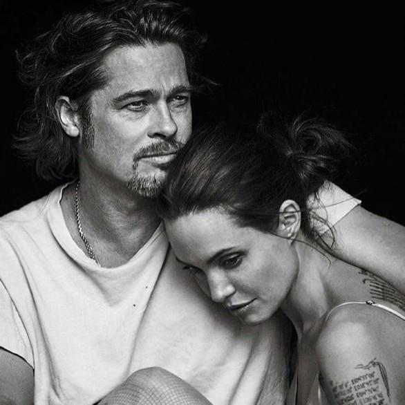 Angelina Jolie'nin korktuğu başına geldi! Brad Pitt...