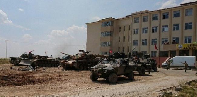 Nusaybin'in Yüzde 76'sı Teröristlerden Temizlendi