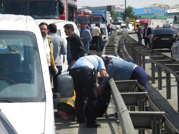 İstanbul'da TIR dehşeti !