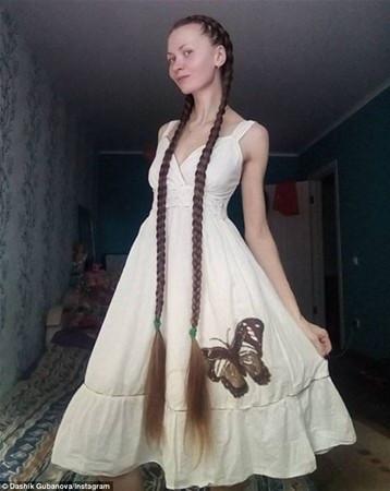 Rapunzel, Rusya'da bulundu