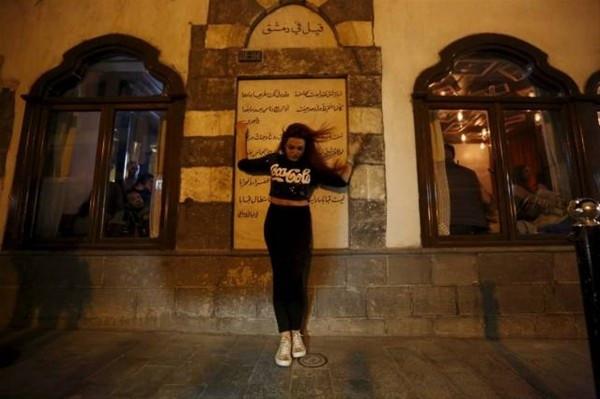 Suriye'nin gece hayatı