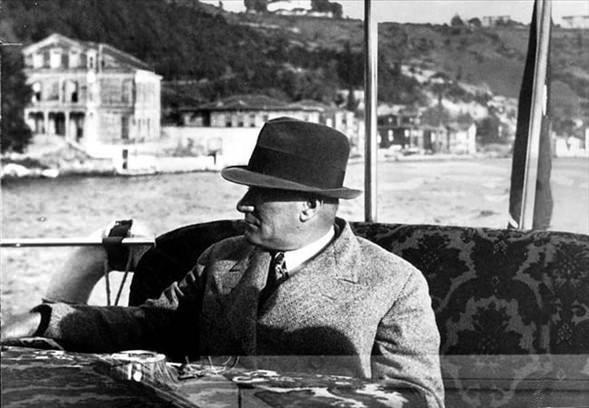 Atatürk'ün bu fotoğraflarını daha önce görmediniz !
