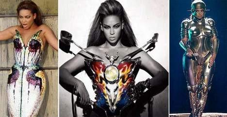 Beyonce taklitçiymiş!