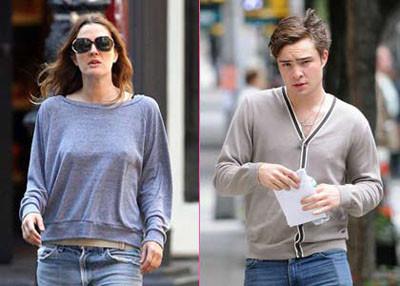 Genç sevgili artık moda!