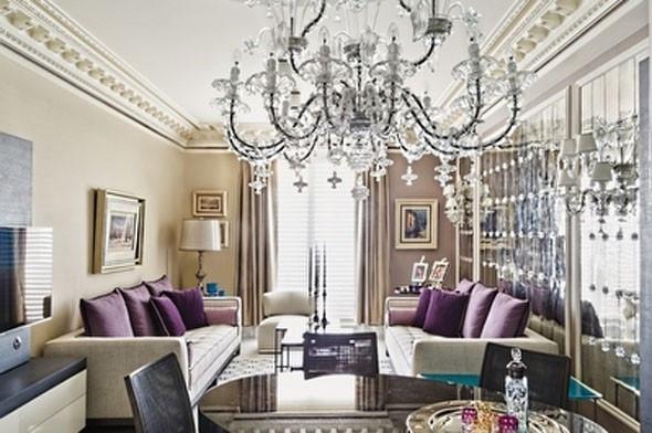 Sibel Can'dan Monaco'daki evinde özel parti