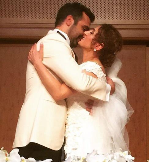 Derya Karadaş Haki Biçici evlendi