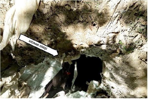 Bingöl'de PKK sığınağından öyle bir şey çıktı ki