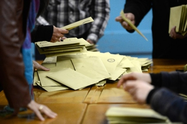 İşte AK Parti'nin son oy oranı