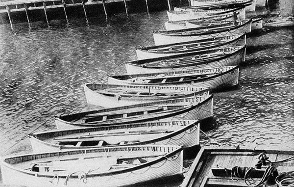 Titanik'ten sonra...