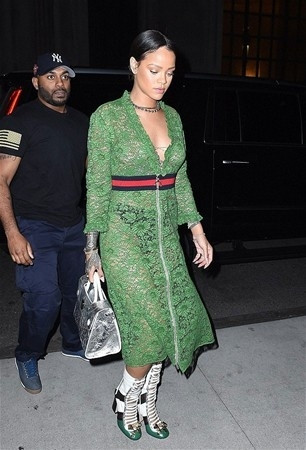 Cesur Rihanna