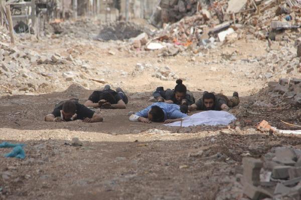 Nusaybin'de 8 terörist daha teslim oldu
