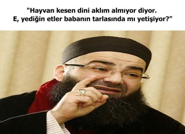 Cübbeli Ahmet'in bu sözleri olay oldu !