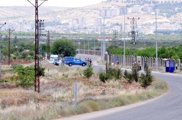 Gaziantep'e roket mermisi düştü