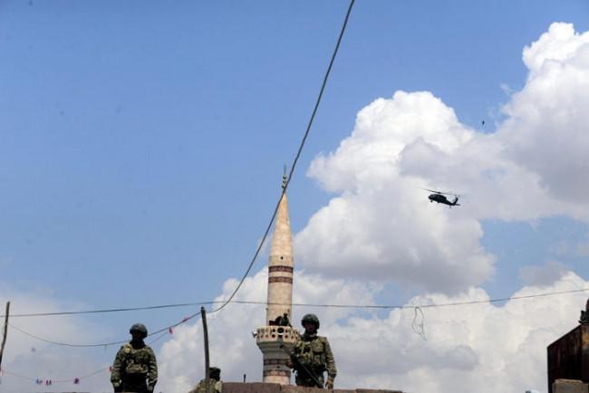 Devletin zirvesi Diyarbakır'da