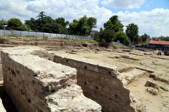 Mimar Sinan'ın bilinmeyen eseri kazı yapılırken bulundu !