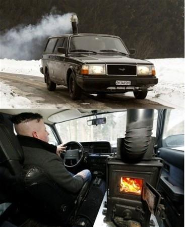 Onlar yalnızca Rusya'da