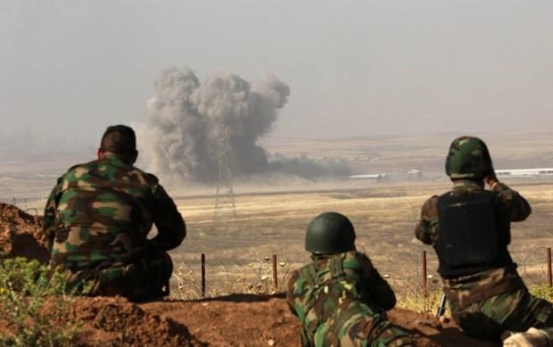 IŞİD binlerce sivili canlı kalkan yaptı