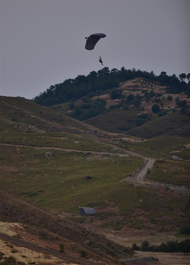 Efes 2016 Tatbikatı nefesleri kesti