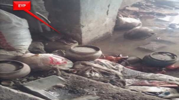 Şırnak'ta PKK'nın cephaneliği ve reviri bulundu
