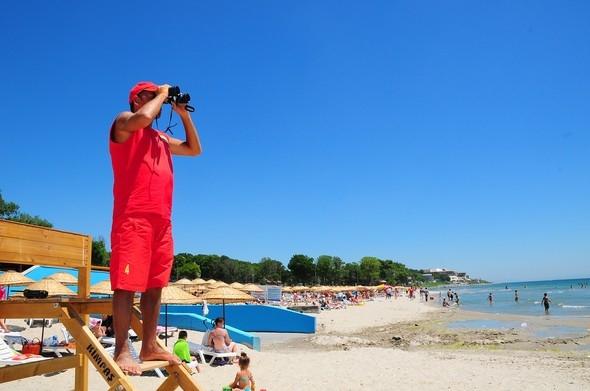 İstanbul plajlarında sezon açıldı