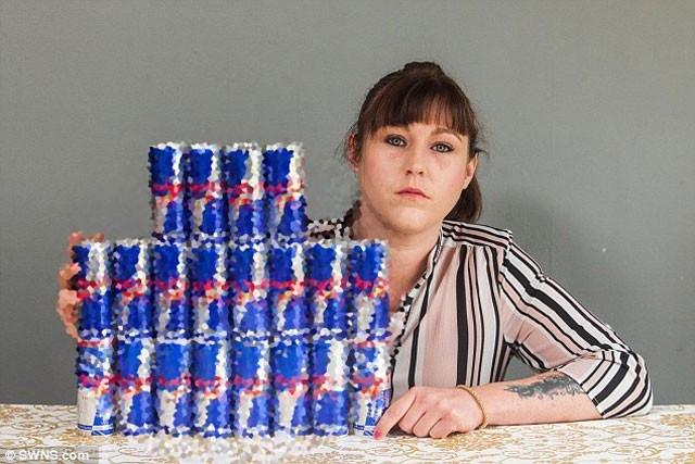 4 yıl boyunca günde 20 kutu enerji içeceği... Sonuç felaket!