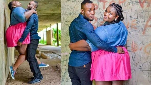 Nişan fotoğrafları sosyal medyayı salladı !
