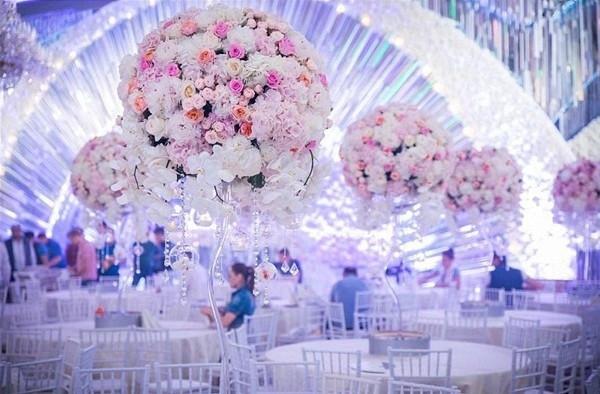Yapılan en müsrif düğünlerden biri
