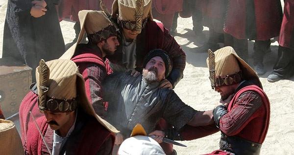 Kösem Sultan sezon finali yaptı
