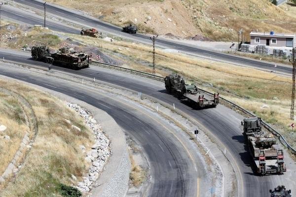 Şırnak'ta askerler birliklerine dönüyor