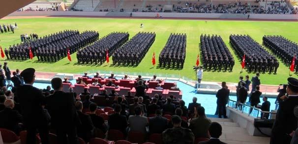 Bugün mezun oldular ! Onlar artık komiser yardımcısı..