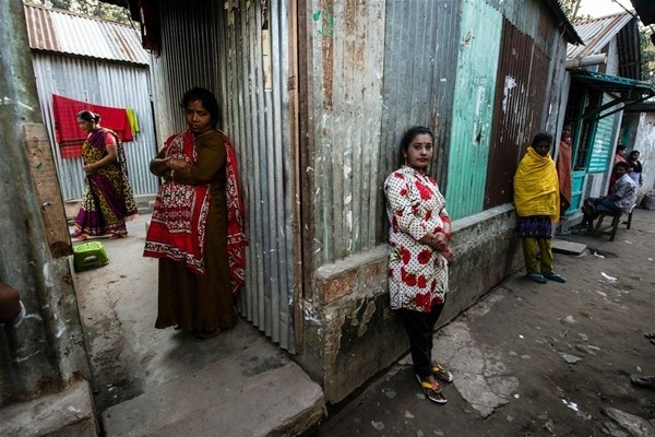 Bangladeş'in seks işçileri