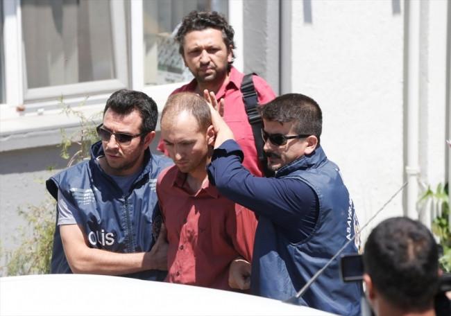 Seri katil Atalay Filiz yakalandı