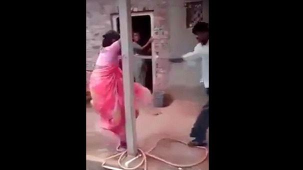 Karısını sevgilisiyle yakaladı, olanlar oldu !