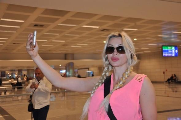 'Barbie' İstanbul'a geldi