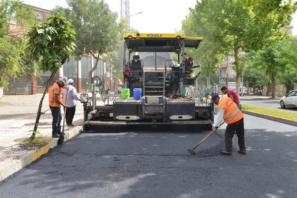 Belediyeden şaşırtan asfalt açıklaması !