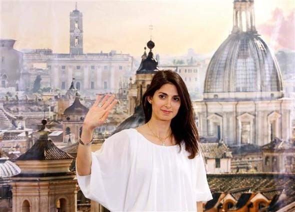 İşte Roma'nın ilk kadın belediye başkanı