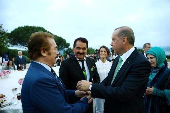 Engin Altan Düzyatan Erdoğan'ın iftarına katılmadı