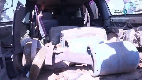 İşte IŞİD'in bomba yüklü aracı