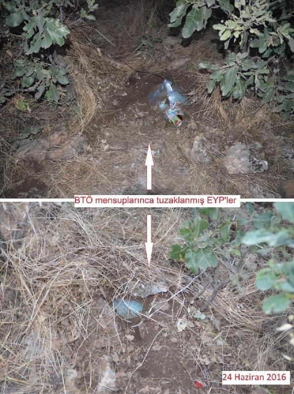 PKK'nın bu silahları ilk kez ele geçirildi
