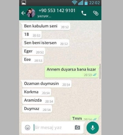 Whatsapp sapığı sosyal medyayı ayağa kaldırdı