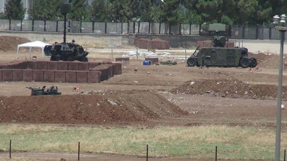 IŞİD füzelerine karşı savunma sistemi kuruluyor