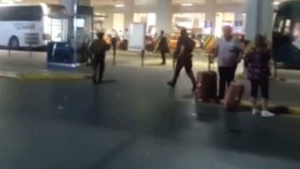 Havalimanı saldırısı için şok iddia !