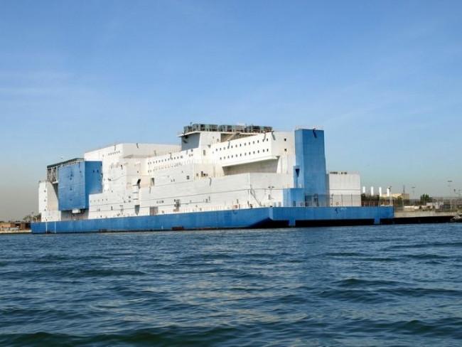 Bu gemiden çıkmak çok zor