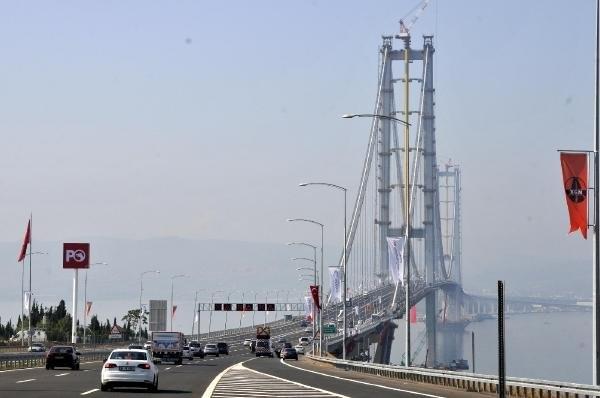 Köprü açılınca feribotlar ilgi görmedi !